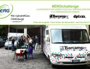 Partita la selezione di ERG Re-Generation Challenge 2018