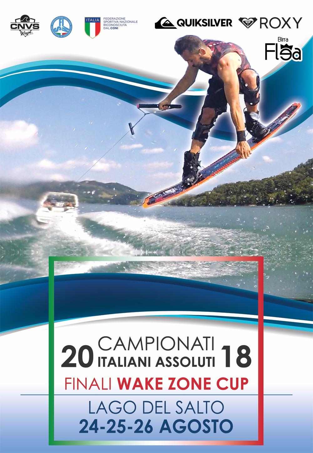 Campionati Italiani Assoluti 2018 al Lago del Salto