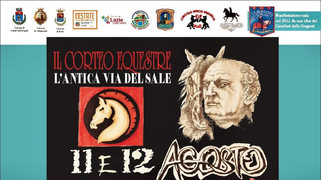 A Cotilia l'11 e 12 agosto Il Corteo Equestre