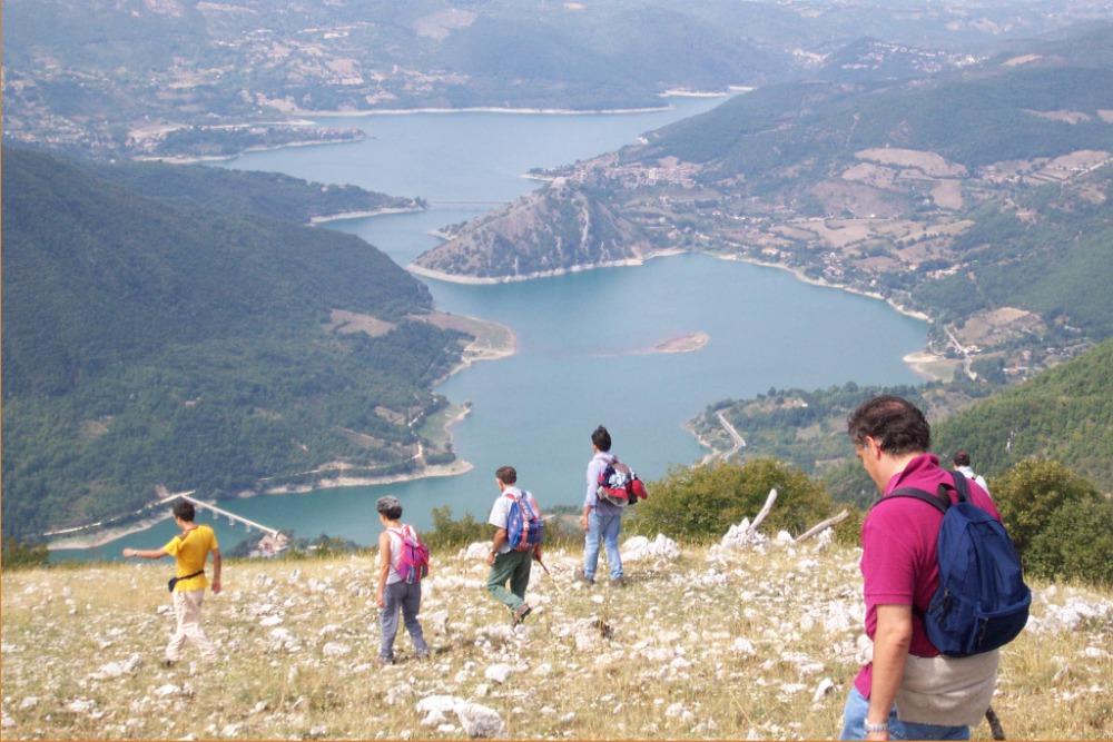 Il 16 dicembre escursione ad anello sul Monte Cervia e visita a Collalto