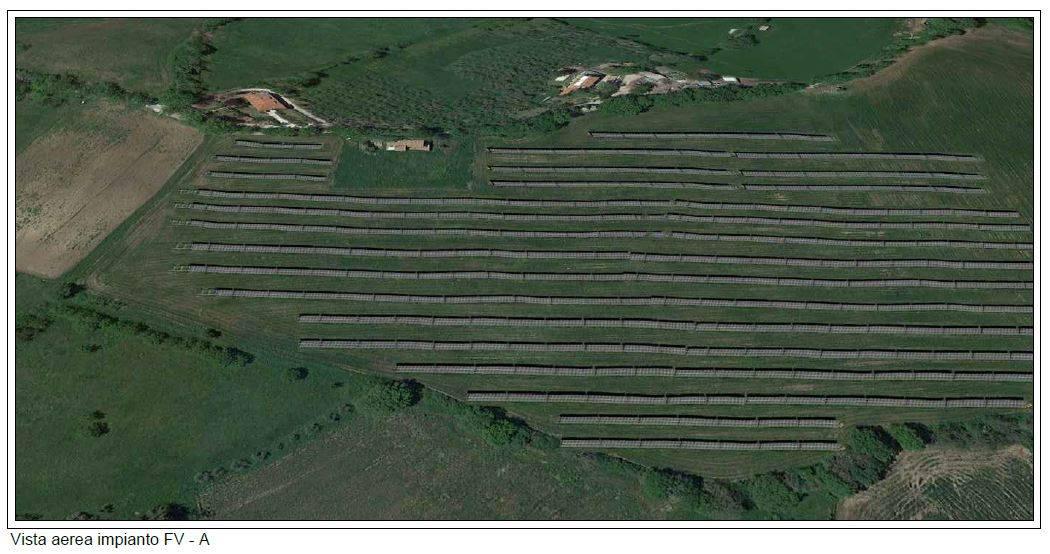 A Castelnuovo di Farfa un mega impianto fotovoltaico?