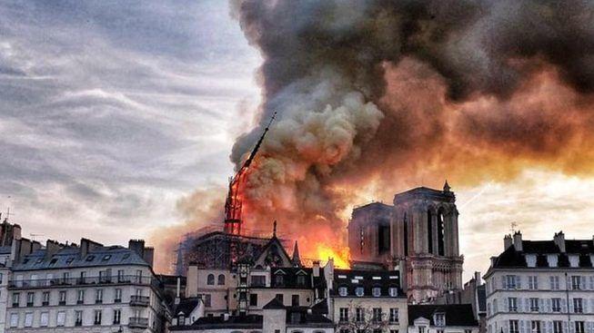 Patrimonio artistico a rischio: dal rogo di Notre Dame ad Amatrice