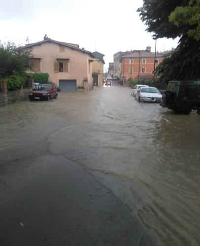 Castelnuovo di Farfa: dopo il nubifragio del 23 maggio
