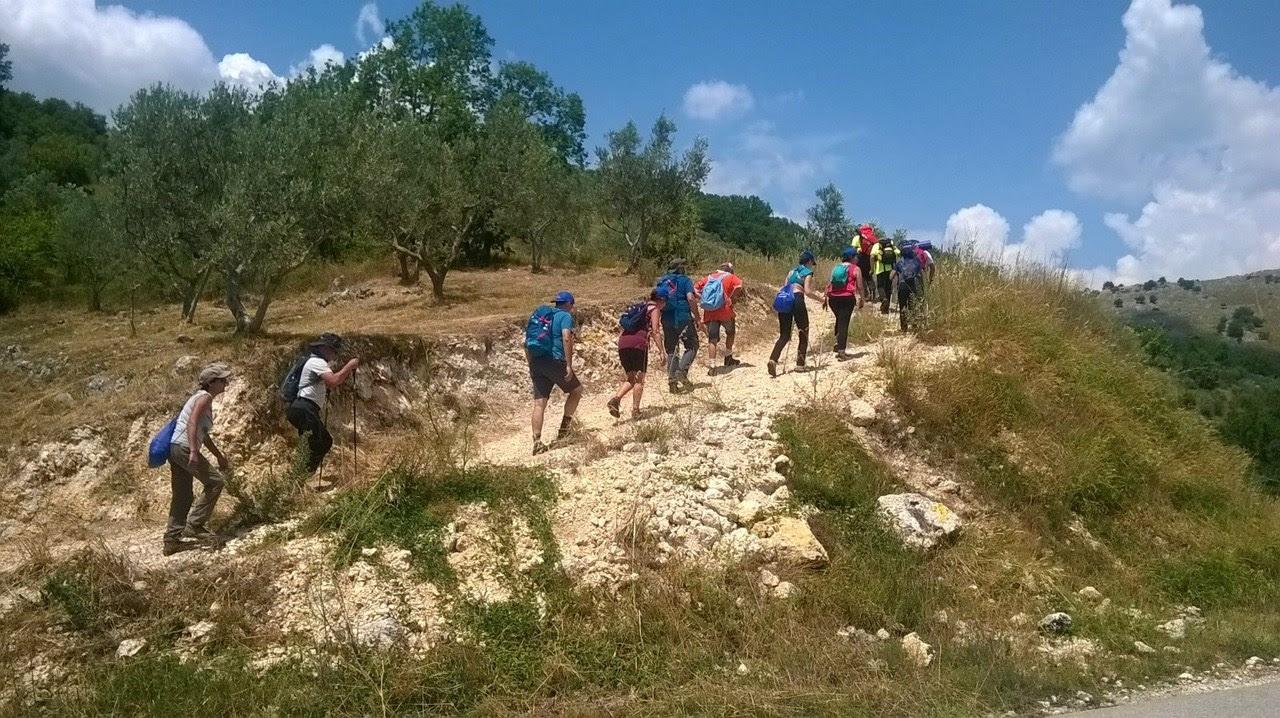 8 e 9 giugno: con Camminando Con tra Turano e Salto
