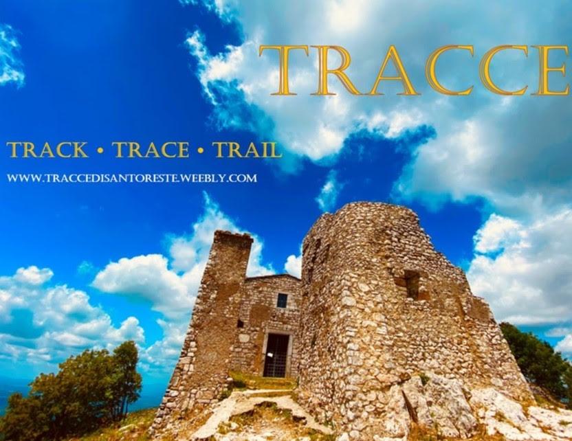 """A Sant'Oreste sorprendiamoci con """"TRACCE TRACK TRACE TRAIL"""""""